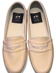 Cole Haan light peach Flats