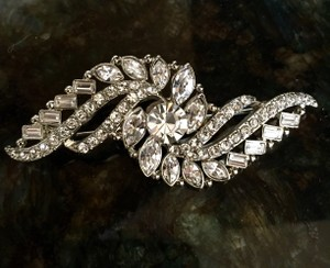 Women's Bridal Brooch