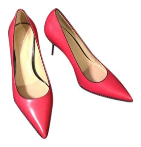 Coach red Pumps