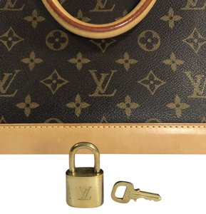 Louis Vuitton Louis Vuitton Lock & Key Set #322
