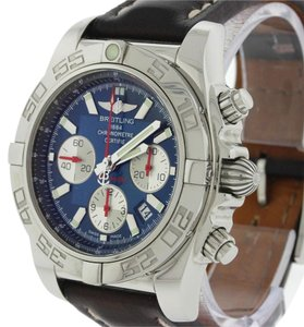 Breitling LE United We Stand USA Breitling Chronomat 44 AB0110 Steel Watch