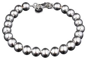 Other New Sterling Silver 8 mm Round Ball bracelet J3175