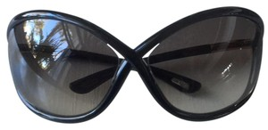 Tom Ford Authentic Tom Ford Whitney Sunglasses in Navy