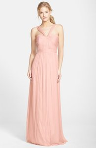 Amsale Blush G878c Dress