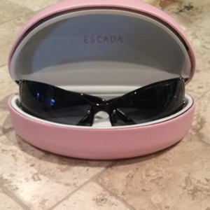 Escada Black Escada Sunglasses