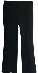 New York & Company Flare Pants Black