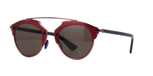 Dior Dior So Real in Burgundy Pink Sunglasses