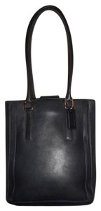 Coach Vintage Leather Tote in Blue
