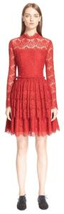 Lanvin Lace Dress