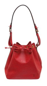 Louis Vuitton Epi Leather Drawstring Shoulder Bag