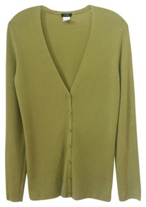 J.Crew Long Sleeve Wool V-neck Cardigan