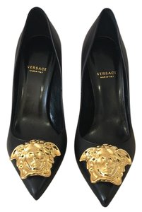 Versace black Pumps