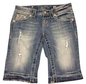 Miss Me Bermuda Shorts denim