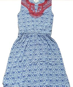 Vineyard Vines short dress blue on Tradesy