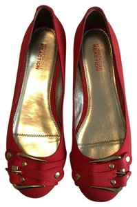 Kenneth Cole Reaction Coral Flats