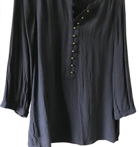 Banana Republic Top Dark Grey