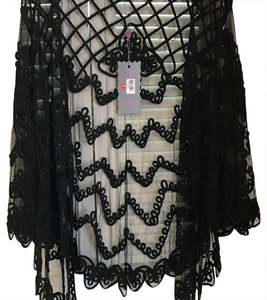 Pretty Angel Top Black