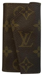 Louis Vuitton Louis Vuitton Key Fold Wallet