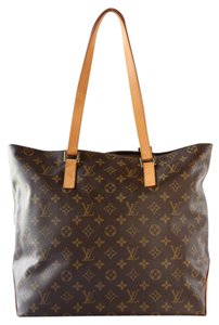 Louis Vuitton Mm Gm Pallas Tote in Monogram