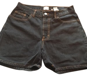 Calvin Klein Shortalls Shorts denim blue