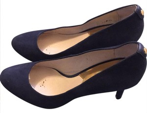Michael Kors dark blue Pumps