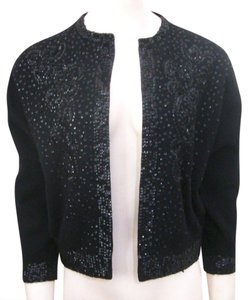 Other Vintage Cardigan Beaded Sweater