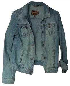 Hollister Denim Womens Jean Jacket