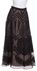 Temperley London Maxi Skirt Black