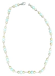 Other Peach and Mint Bead Necklace 15
