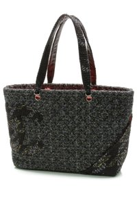 Chanel Tote in Navy blue, black, multicolor