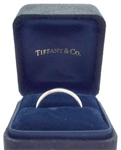 Tiffany & Co. Tiffany & Co. Platinum 950 Bezet Band Ring