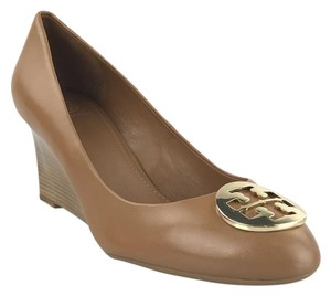 Tory Burch 35058 190041328499 Royal Tan Wedges