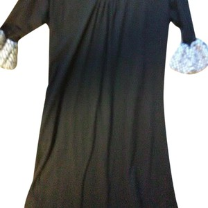 Tracy Negoshian short dress Black & White on Tradesy