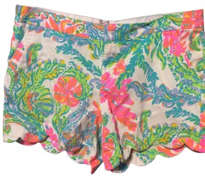 Lilly Pulitzer Mini/Short Shorts multi