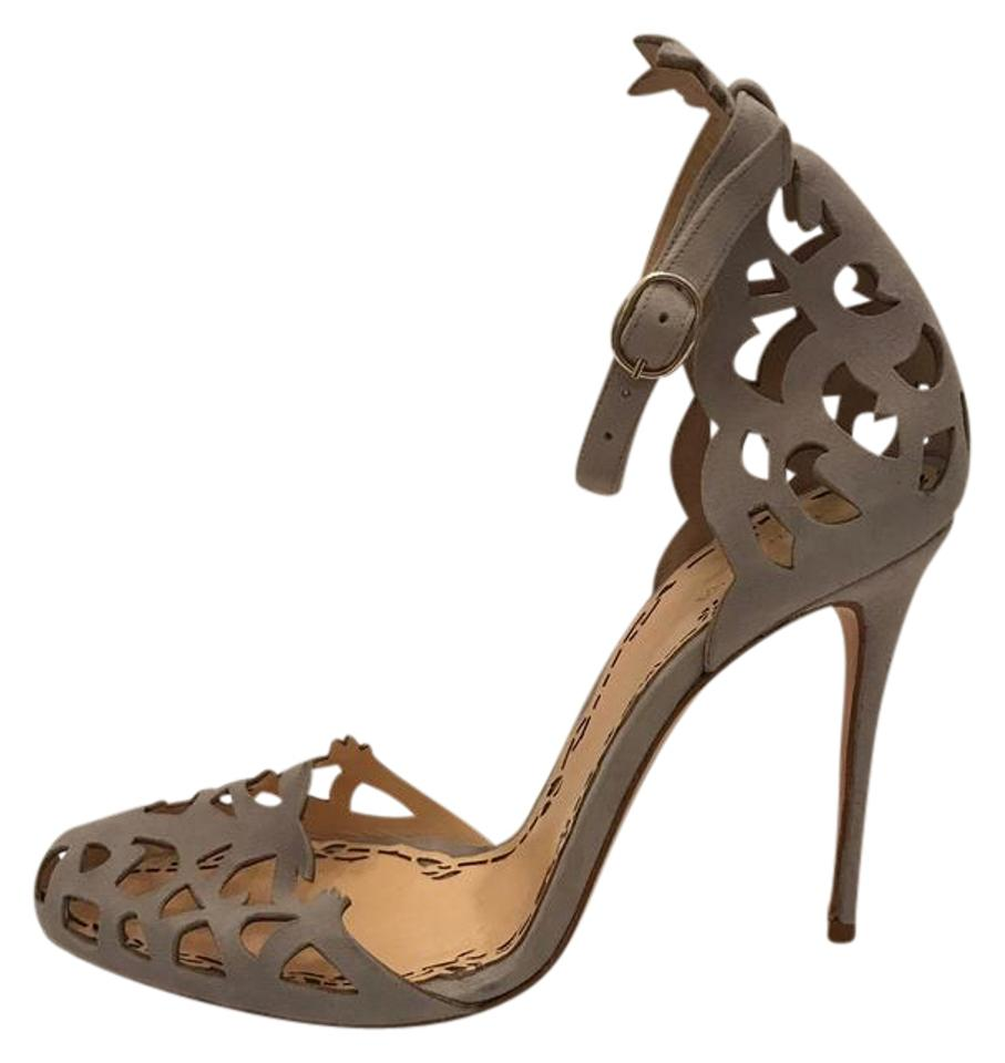 a988d82dee Gray Round Toe Sandals. MARCHESA. Gray Round Toe Sandals. United States