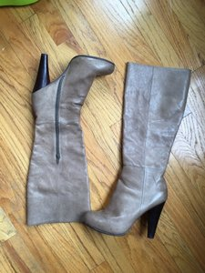 Twelfth St. by Cynthia Vincent Grey Boots