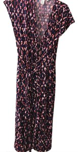 Maggy London short dress purple pink on Tradesy