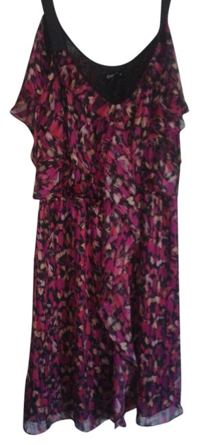 Preload https://item4.tradesy.com/images/chetta-b-by-sherrie-bloom-and-peter-noviello-muticolor-pinks-knee-length-short-casual-dress-size-12--2089498-0-0.jpg?width=400&height=650