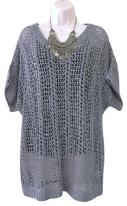 Faded Glory Oversized Knitted Slouched Sweater