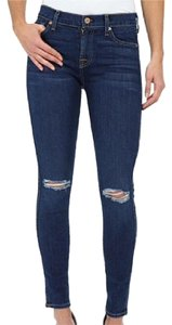 7 For All Mankind Skinny Ankle Skinny Jeans