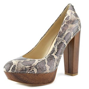 Guess animal skin Pumps