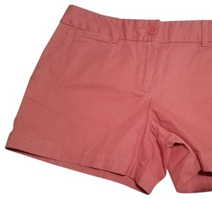 Ann Taylor LOFT Dress Shorts Peach