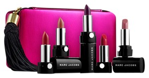 Marc Jacobs Beauty Up All Night Five-Piece Petites Le Marc Lip Creme Collectio