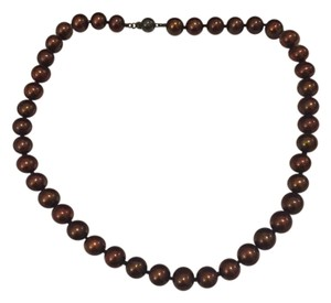 Other Bronze Fresh Water Pearl Necklace