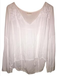 Billabong Boho Rayon Top White