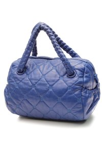 Chanel Satchel in Blue