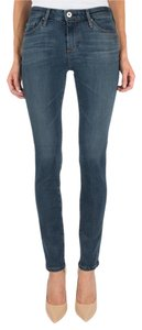 AG Adriano Goldschmied Stretchy Skinny Medium Skinny Jeans-Medium Wash