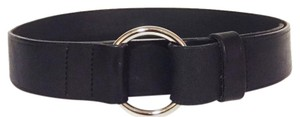 Ralph Lauren Collection vintage Ralph Lauren made in Italy collection black leather belt