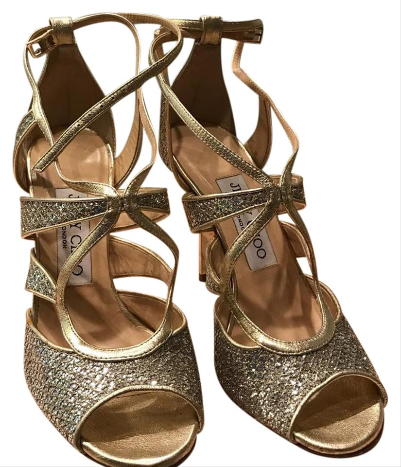 Shoes Kelsey Formal Choo Jimmy Glitter Sandal zXFZxxq4