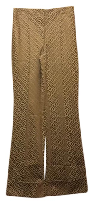 Fendi Flare Pants brown
